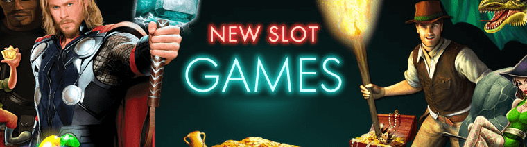 Brand newest slot games