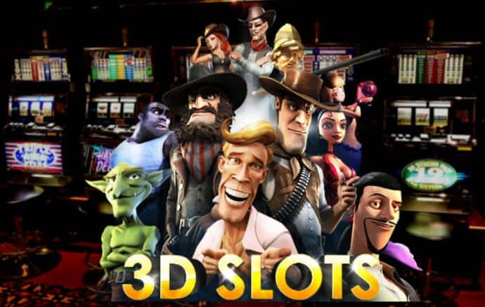 3d slots online