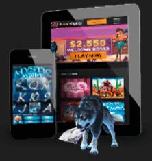 Desert Nights mobile casino