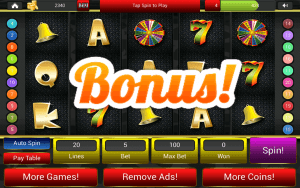 online slots with bonus features