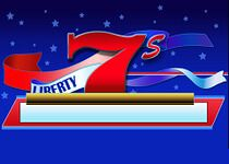 Liberty 7's Online Slot Game