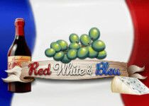 Red White and Bleu Slot