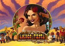 Amigos Fiesta Online Slot Game