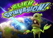 Alien Spinvasion Online Slot Game