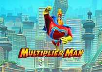 Multiplier Man Online Slot Game