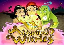 Aladdin's Wishes Online Slot Game