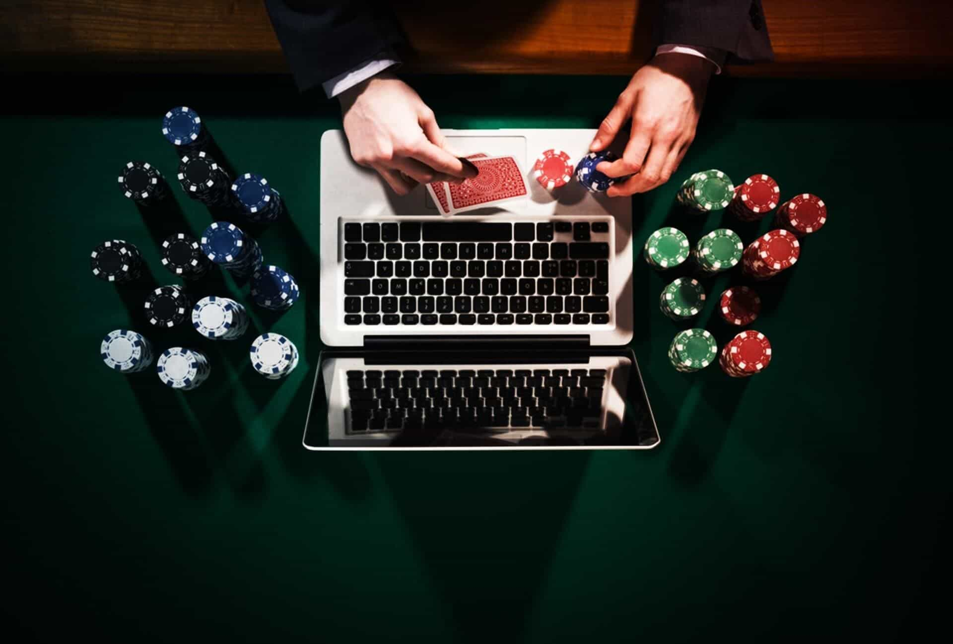 New Online Gambling Experience