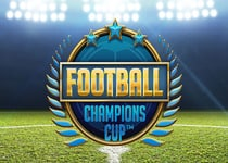 Football: Champions Cup Online Slot Game
