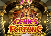 Genie's Fortune Online Slot Game
