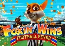 Foxin Wins Football Fever slot