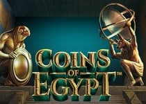 Coins of Egypt Online Slot Game