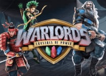 Warlords Crystals of Power Online Slot Game