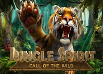 Jungle Spirit Call of the Wild Online Slot Game