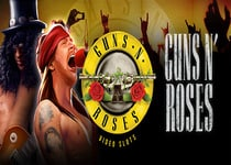 Guns N' Roses Online Slot Game