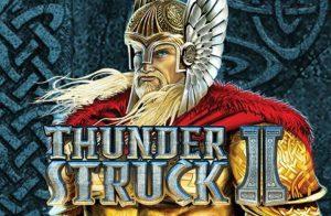 Thunderstruck 2 online slot