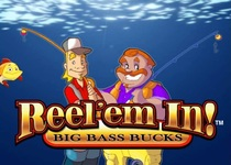 Reel'em In – Big Bass Bucks slot